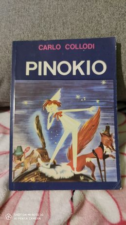 Sprzedana Pinokio Carlo Collodi