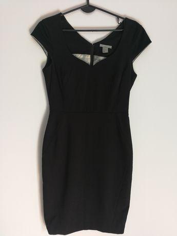 Sukienka H&M rozm 36 śliczna Klasyczna elegancka stan bdb