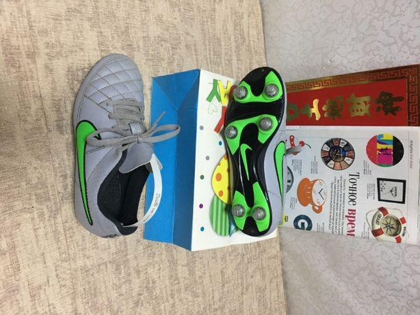 Бутси копочки дитячі Nike