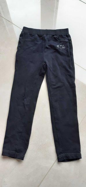 Spodnie coccodrilo roz.116
