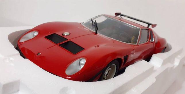 1/18 Lamborghini Miura SVR - Kyosho