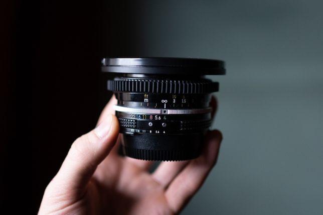 NIKON Nikkor AI-S 20mm f/4