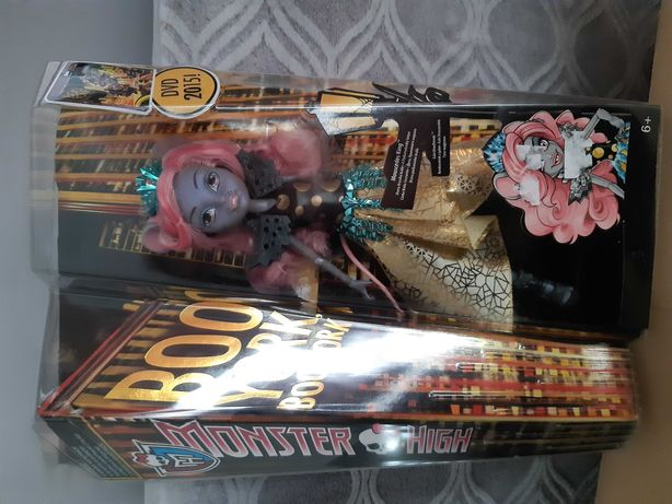 Lalka Monster High Boo York Mouscedes King