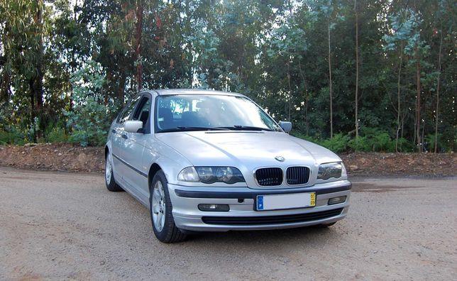 Troco BMW 316i E46 Sport - Ler Anúncio