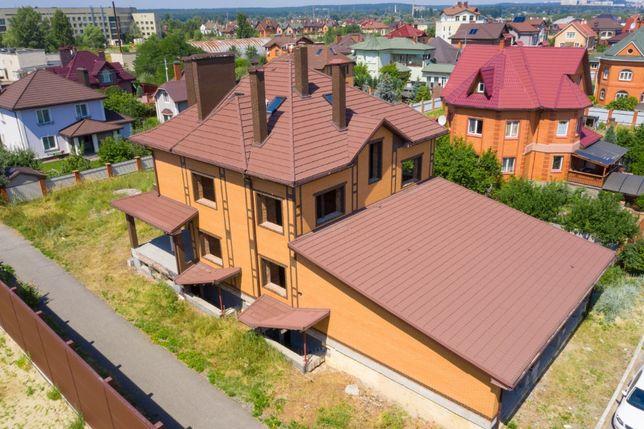 Уникальный дом в 15 км от центра Киева (кооп. Чернобылец)