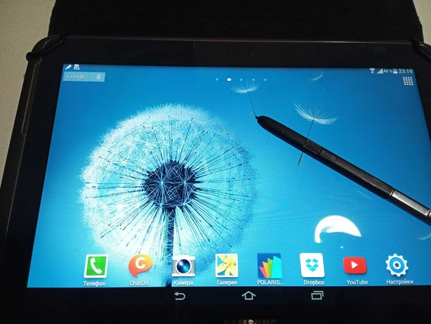 Samsung Galaxy Note 10.1 N8000 10.1/3G/WiFi/GPS/Bluetooth
