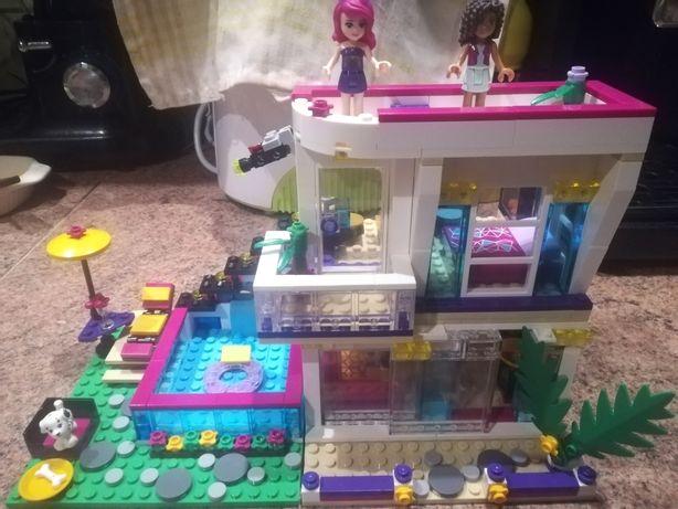 Lego Friends, 41135 Dom gwiazdy pop Livi