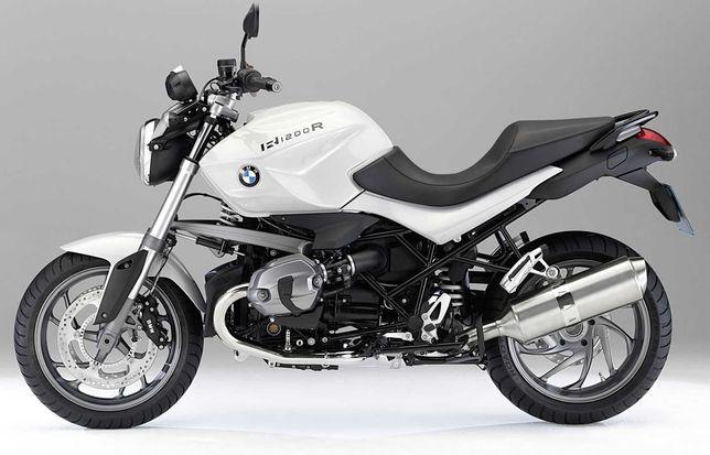 BMW R1200 -bezwypadkowy
