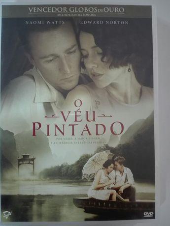 Filme DVD O Véu Pintado Ano 2007