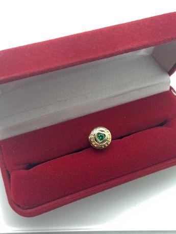 Złota Zawieszka Charms Pandora 585 1,91g Serce