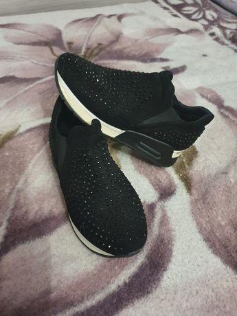 Buty  adidasy czarne rozmiar 39