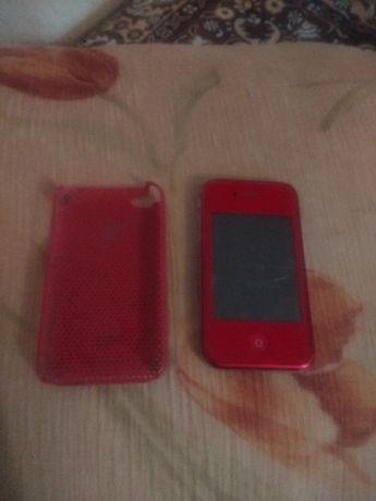 iPhone 3 рабочий ,без батареи