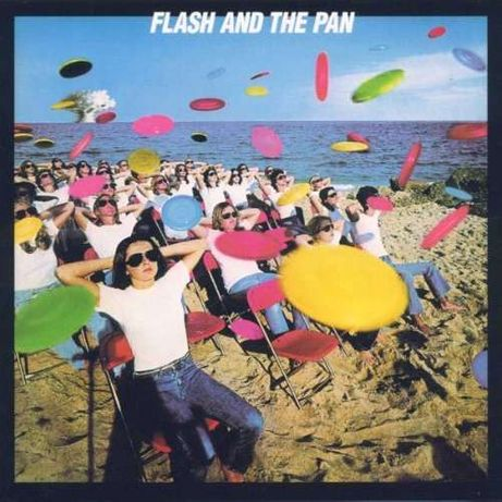 CD Flash And The Pan-Flash And The Pan