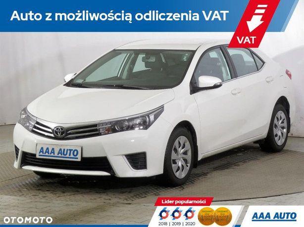 Toyota Corolla 1.6 i, Salon Polska, Serwis ASO, Automat, VAT 23%, Klimatronic,