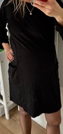 sukienka ciążowa M/L mamalicious świetna czarna