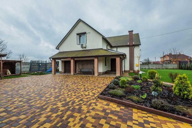 Борисполь. Продажа дома на 10 сотках