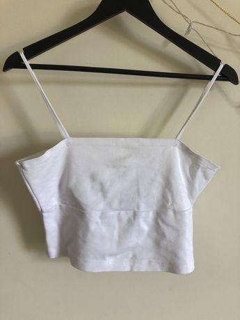Top Branco Zara S