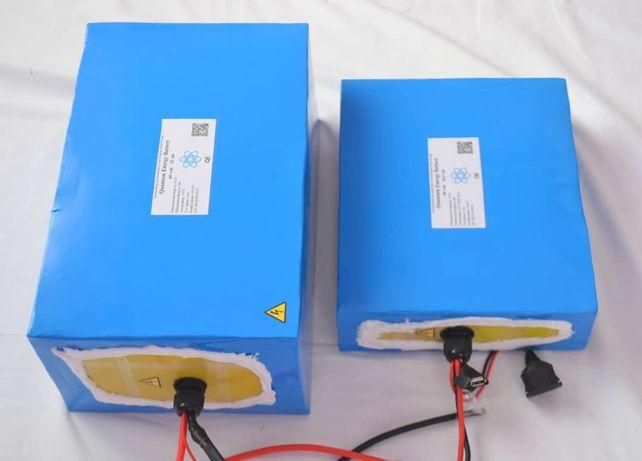 Li-ion акумулятори Boston Swing 36в 48в 60в 72в 84в 100+в