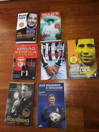 Colecção Livros Futebol