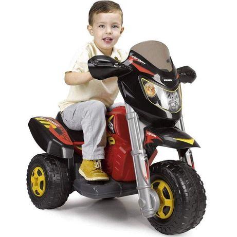 Электромотоцикл (электромобиль) Racer 6V Feber