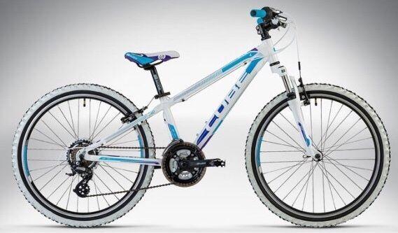 Rower Cube Race 240 dla dziewczynki 130-150 cm , stan jak nowy