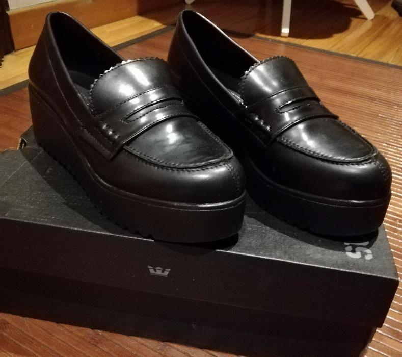 Sapatos plataforma novos Costa - imagem 1