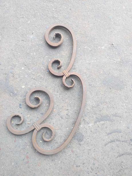 Rozeta , element ogrodzenia