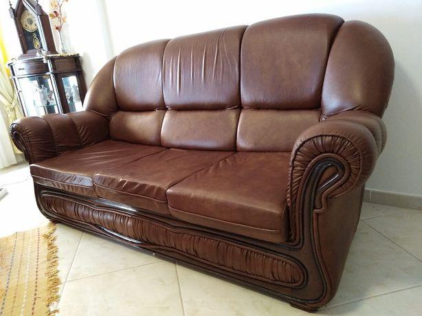 Conjunto Sofás (Inclui sofá cama)
