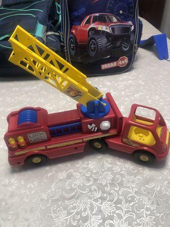 Пожежна машинка
