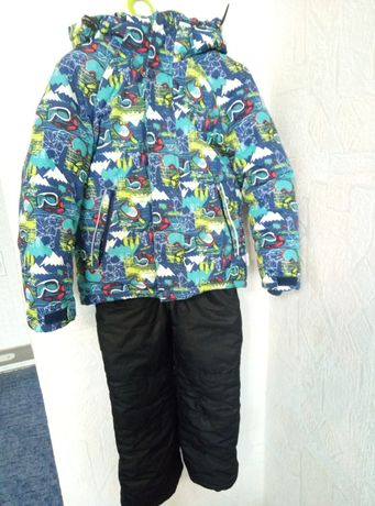 Детский термо костюм REIMO р. 110
