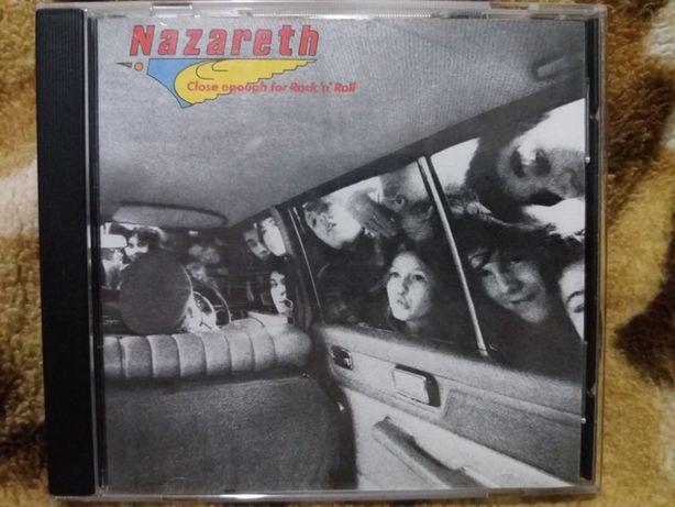 Nazareth – Close Enough For Rock 'N' Roll Фирменный компакт. CD