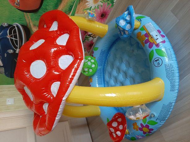 Бассейн для малышей Грибок