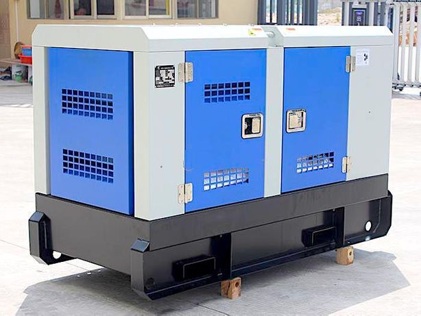 agregat prądotwórczy 100 kW 110 kW ( 132,5 kVA ) , AVR automatyka ATS