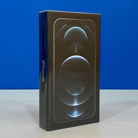 Apple iPhone 12 Pro 128GB (Silver) - NOVO