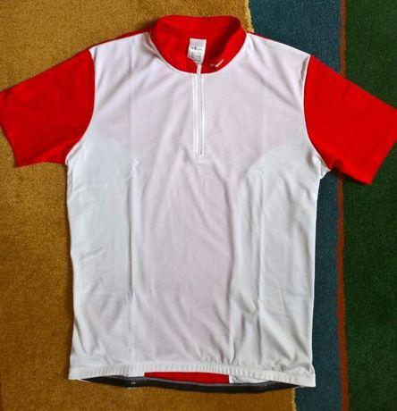 Koszulka kolarska B'Twin