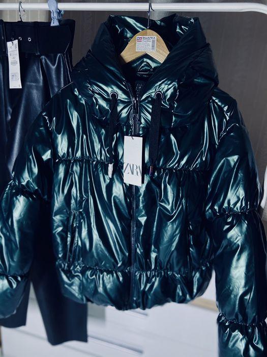 Куртка, пуховик, пафер zara Тернополь - изображение 1