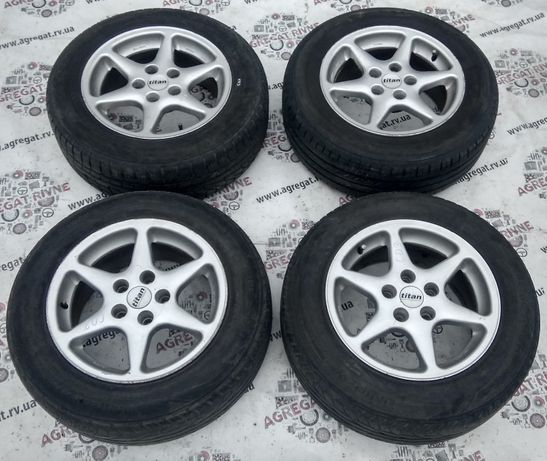 Диски Титаны 5x112 7Jx15H2 ET38 R15 WV Caddy Opel Fiat Chevrolet Saab