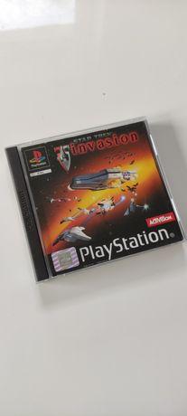 Star Trek Invasion PlayStation One PSX