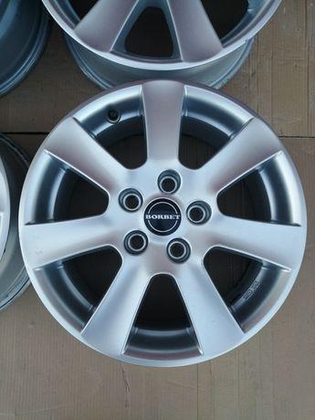 Диски R16 5x114.3 7Jx16H2 ET40 Nissan Renault Subaru Suzuki Toyota