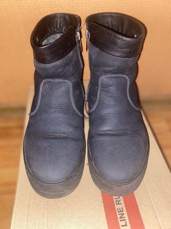 Зимние ботинки / сапоги р.40 на подростка
