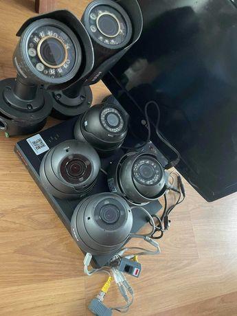 Zestaw kamer analogowych merx