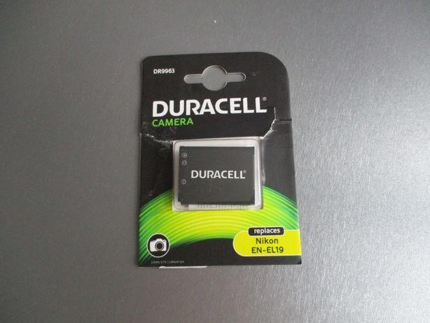 Аккумулятор Duracell DR9963 для Nikon EN EL19 батарея s33 s3500 s7000