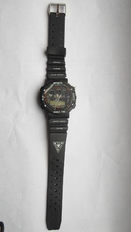 Мужские спортивные часы новые пленка на дисплее 40 гр / шт-500 шт 50 г