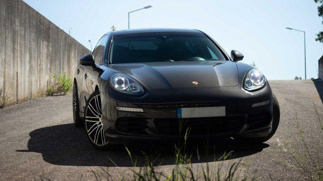 Porsche Panamera S E-Hybrid - Kit Turbo S FULL EXTRAS