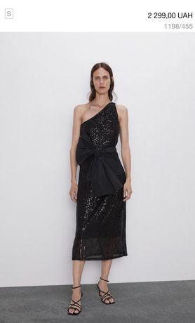 Вечернее платье Zara