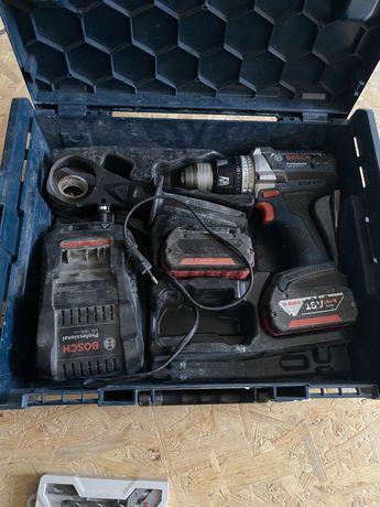 Wkrętarka  bosch professional GSR 18 VE-2-LI