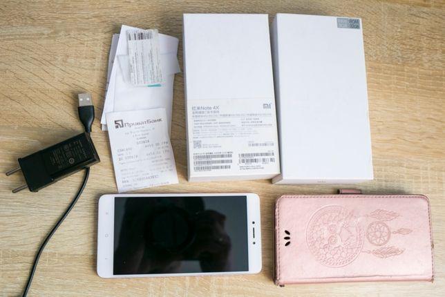 Продам Смартфон Xiaomi Redmi Note 4x 3/32GB Pink
