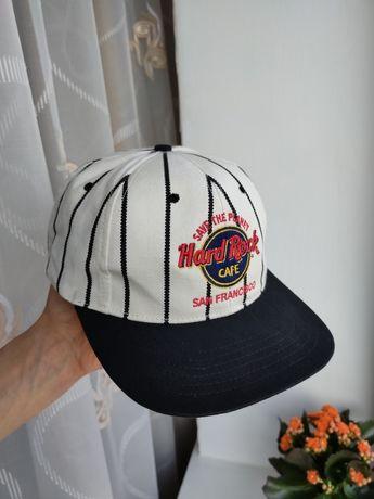 Кепка бейсболка Hard Rock Cafe vtg винтажная кепка коллекц.