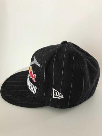 Boné Oficial FOX Red Bull X-Fighters New Era 59Fifty Tamanho M/L57,7cm