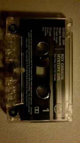 Kaseta audio Roy Orbison - Mystery Girl